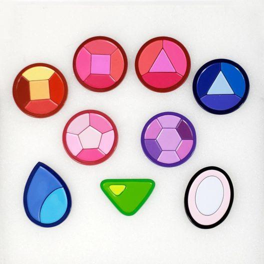 Steven Universe Crystal Gems Box Set